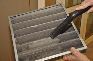 mold in ventilation